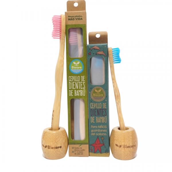 soporte-cepillo-de-dientes-de-bambú-ecológico